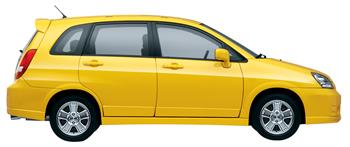 2004 Suzuki Liana GS