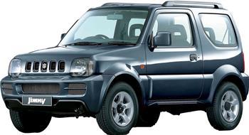 2005 Suzuki Jimny JLX upgrade