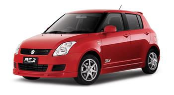 2008 Suzuki Swift RE2