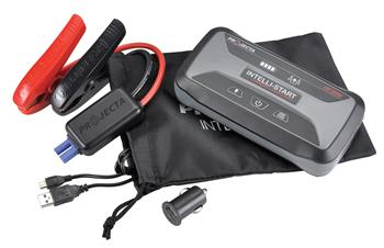 New and improved emergency Lithium Jumpstarters set new safety benchmarks