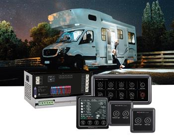 Projecta's Advanced Intelli-Power Management RV Range