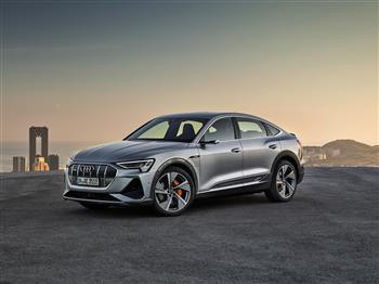 2020 Audi e-tron Sportback 55 quattro