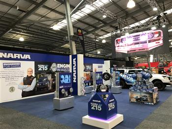 Narva gears up for Melbourne 4x4 Show with new lamps and Virtual Reality