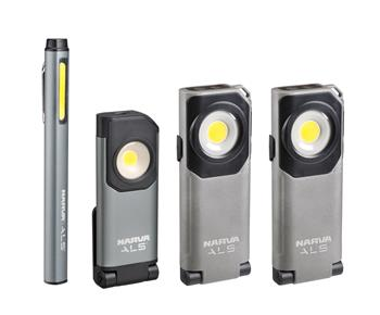 New Narva ALS Pen and Utility models provide mobile lighting solutions