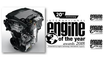 PSA Puretech Drivetrain Wins International Engine Of The Year Award For Fourth Consecutive Year