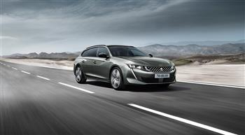 2019 Peugeot 508 Touring (SW) unveiled