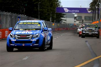 Isuzu D-MAX SuperUte wins the Grand Finale in Newcastle