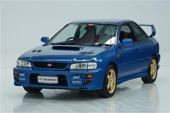 1999 STi Coupe