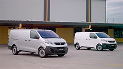 The all-new Peugeot's Expert is designed to respond to a variety of different uses and the search for efficiency by business professionals across their vehicle fleet and arrives with next-generation technology as standard...