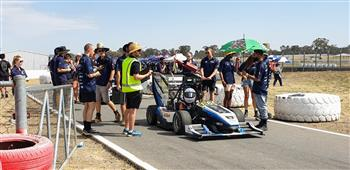 Top uni teams contest Formula SAE-A