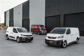 2019 Peugeot LCV range