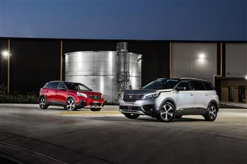2019 Peugeot 3008 And 5008 Crossway Editions