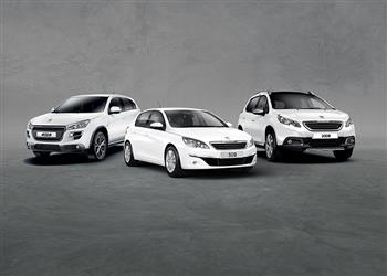 Peugeot 4008, 308 and 2008