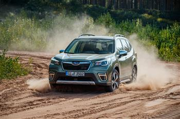2020 Subaru Forester Hybrid