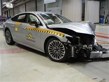 Audi A7 - 5 Star safety rating