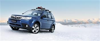 2012 Subaru Forester X Limited Edition