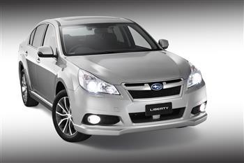 2013 Subaru Liberty 3.6X