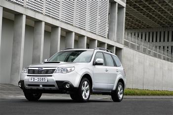 Subaru Confirms Forester Turbo Diesel