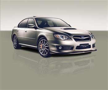 Subaru Liberty GT Tuned by STI