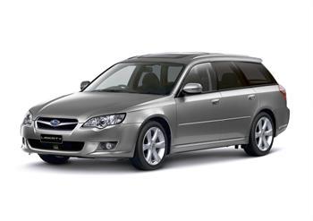2008 Subaru Liberty 2.5i