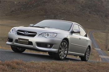 2007 Subaru Liberty GT