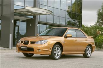 2006 Subaru Impreza 2.0R Luxury
