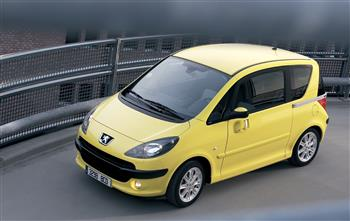 Peugeot 1007: A Revolutionary Small Car