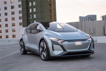Audi AI:ME at CES 2020