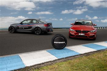 Bridgestone and BMW Driving Experience celebrate five years of Potenza partnership