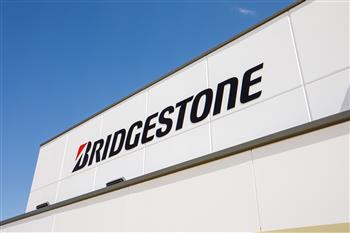 Bridgestone branding