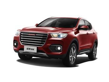 HAVAL Unveils H4 Medium SUV