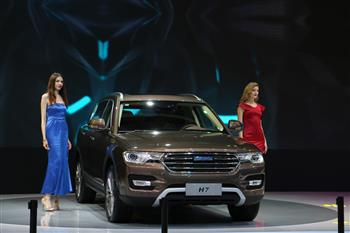 H7 drives new technology benchmark for HAVAL