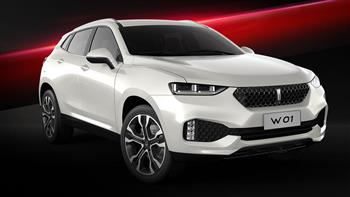 Great Wall Motors unveils new luxury SUV brand