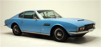 1968 Aston Martin DBS, six cylinder