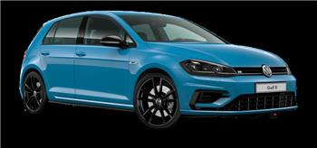 2020 Volkswagen Golf R Final Edition