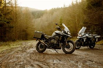2020 Tiger 1200 Alpine Edition & 2020 Tiger 1200 Desert Edition