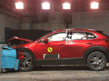 Mazda CX-30 - 5 Star ANCAP Safety rating