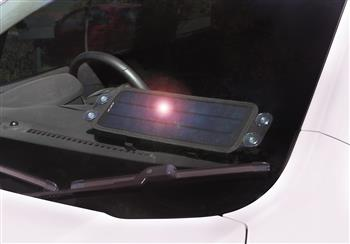 Battery maintenance no problem with new Projecta Monocrystalline Maintainer