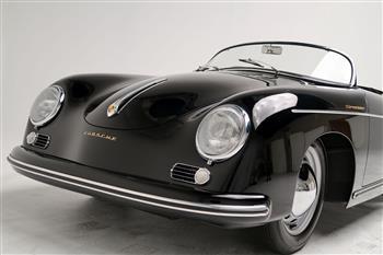 1955 Porsche 356 Pre-A Speedster