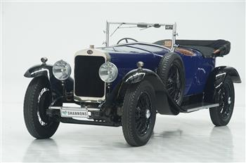 1928 Delage DMS Sports Tourer