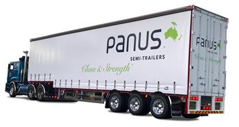 PANUS Semi Trailers in full production phase for the Australian market