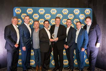 Brown & Watson and Griffiths Equipment NZ win prestigious industry awards
