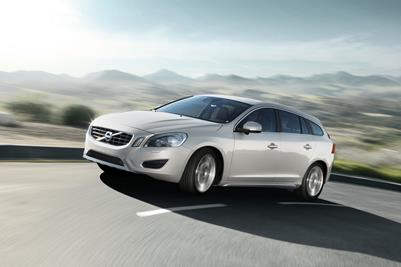 The Volvo V60 Plug-in Hybrid - another world first from Volvo Car Corporation