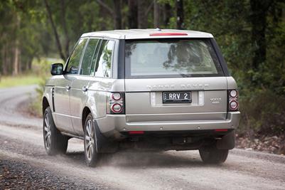 2011 Range Rover Vogue