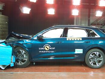 Audi e-tron - 5 Star ANCAP Safety rating