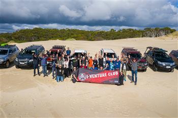 Isuzu UTE Australia's I-Venture Club celebrates five years