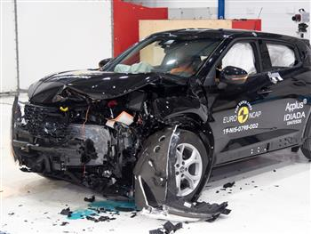 Nissan Juke - 5 Star ANCAP Safety rating
