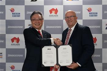Bridgestone returns as title sponsor of Bridgestone World Solar Challenge