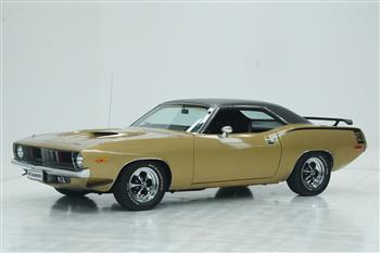 1972 Plymouth Barracuda 340 V8 Coupe