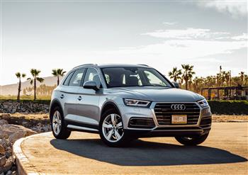 Kumho Chosen As OE Fit Tyre On New Audi Q5